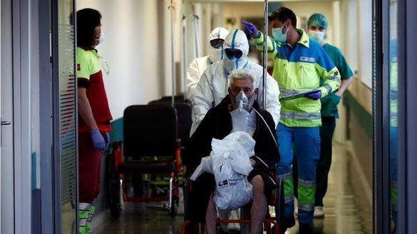 España es el país con más profesionales sanitarios contagiados por coronavirus