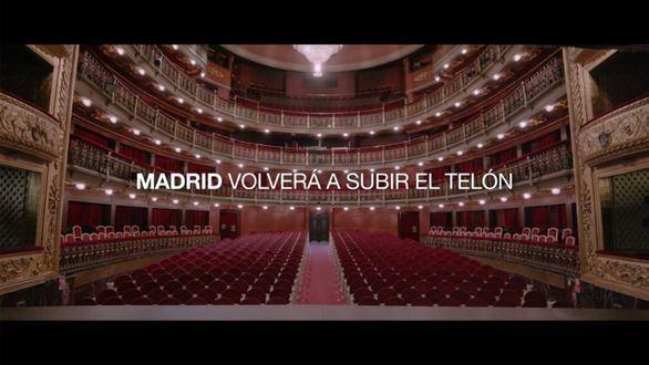 'Madrid volverá a subir el telón', lema de la celebración del Día Mundial del Teatro en la capital