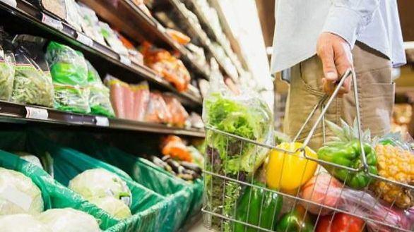 La compra de gran consumo subió un 21% en la primera semana del estado de alarma