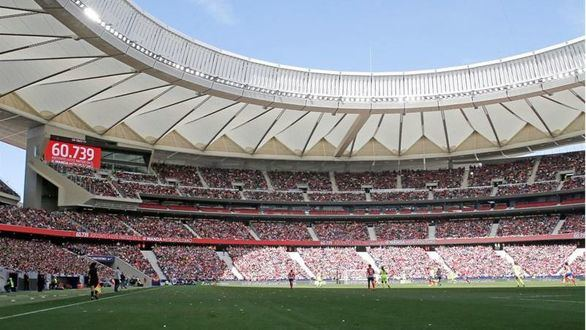 El Atlético solicita un ERTE para jugadores, técnicos y empleados