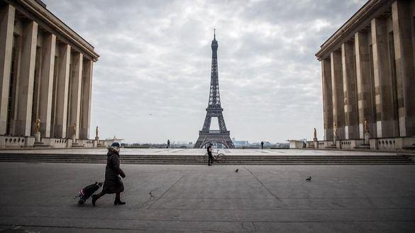 Francia amplía el confinamiento hasta el 15 de abril