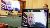 Boris Johnson, bajo la lupa por su gestión: 'Lo peor está por llegar'
