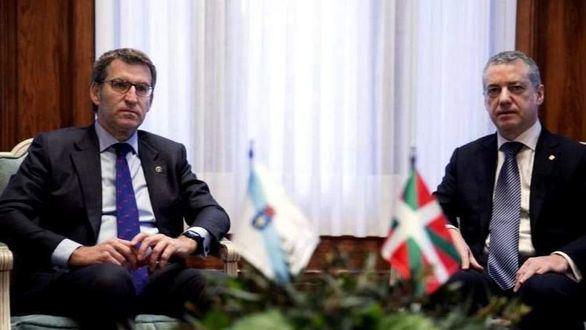 Feijóo, Urkullu y Torra critican la nueva imposición de Sánchez
