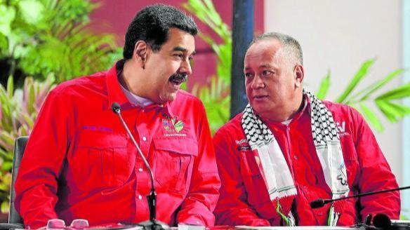 Maduro expande su