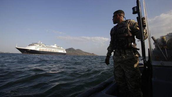 ¿Qué ocurrirá con los cruceros que viajan con 2.500 personas, muertos y contagiados?