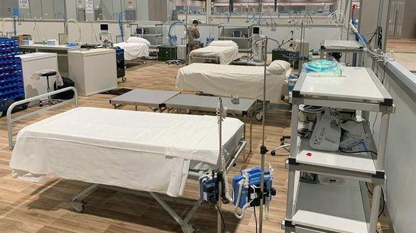 Menor ritmo de ingreso de pacientes en UCI pese a la saturación de Madrid y Cataluña