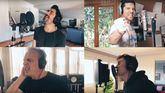 Más de medio centenar de artistas versionan Resistiré, el himno de la cuarentena