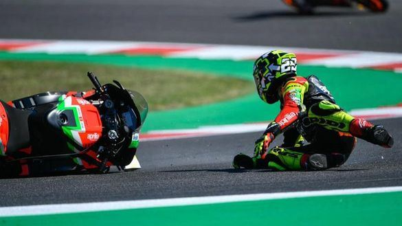 MotoGP. La FIM sentencia a Iannone: sancionado 18 meses por dopaje