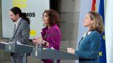 Pablo Iglesias no desmiente su enfrentamiento con Nadia Calviño