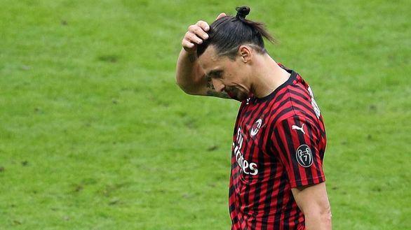 ¿Ibrahimovic deja el Milan?: