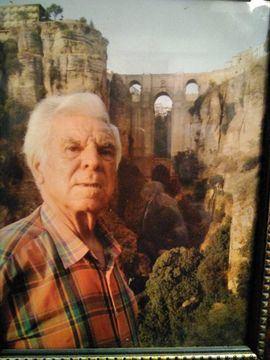 Fallece el pintor Antonio Jiménez, representante del estilo goyesco