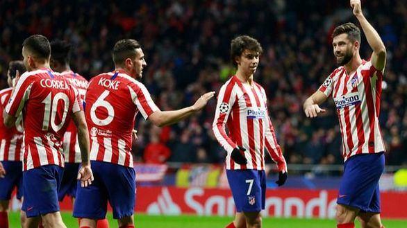 La plantilla del Atlético se baja un 70 % el sueldo para mantener el de su personal