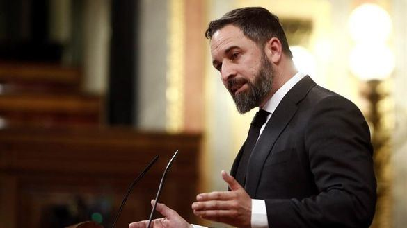 Vox donará la subvención de su grupo parlamentario a las víctimas del Covid-19
