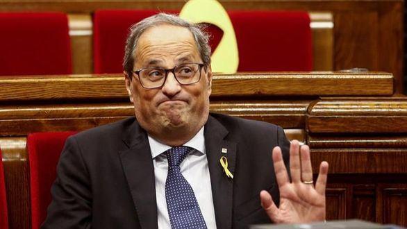 El Gobierno catalán descarta bajarse el sueldo por ser una medida