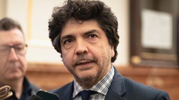 El responsable económico del Grupo Parlamentario Popular, Mario Garcés.