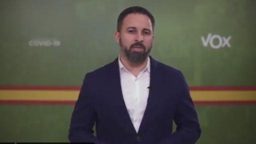Vox rechaza hablar con Sánchez y pide su dimisión