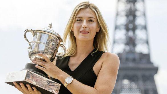 WTA. Sharapova da su número de teléfono para mejorar la cuarentena de sus fans
