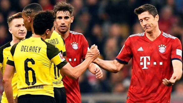 ¿Por qué volvió a los entrenamientos el Bayern este mismo lunes?