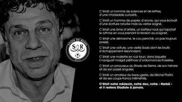 El médico del Stade de Reims se habría suicidado tras dar positivo por coronavirus
