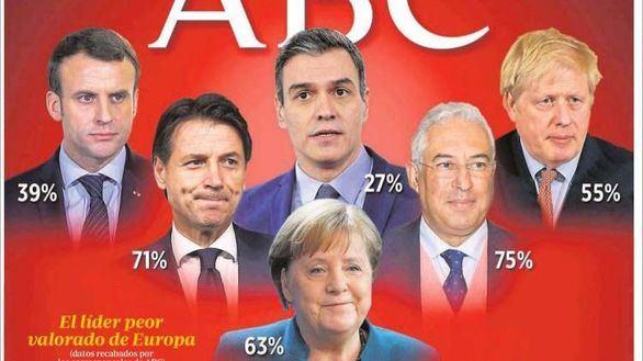 Las portadas de los diarios de este lunes, 6 de abril