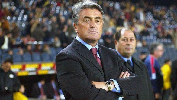 Radomir Antic, entrenador de fútbol.