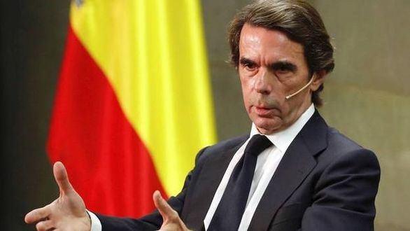 Jose María Aznar, en una imagen de archivo.