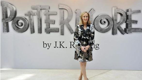 JK Rowling anuncia que ha superado el coronavirus