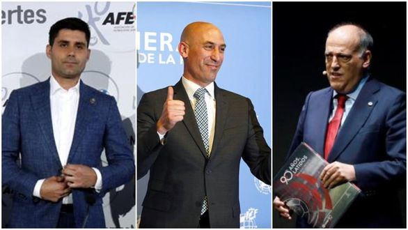 Guerra entre AFE, RFEF y Liga: sin acuerdo en fechas, contratos y ritmo de partidos
