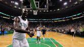 NBA. Garnett se niega a que le retiren la camiseta: 'No pacto con serpientes'