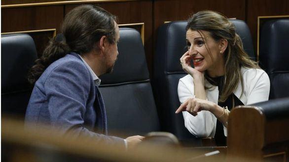 PP y Vox votan en contra de los decretos laborales de la ministra de Trabajo