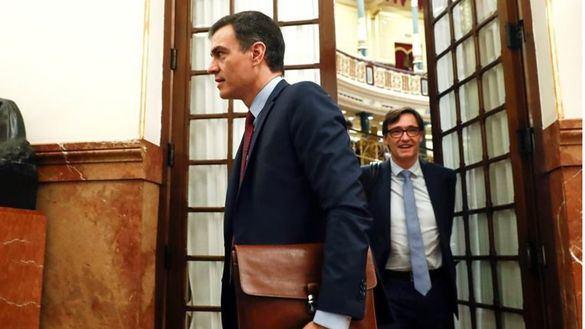 Sánchez, asume que tendrá que volver a pedir otra prórroga del estado de alarma