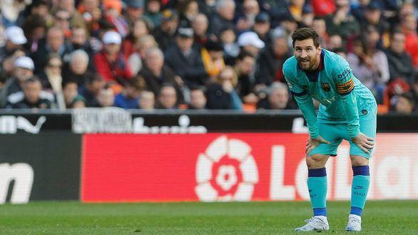 El lío en el Barcelona no cesa: esta vez Lionel Messi explicita su enfado contra los rumores