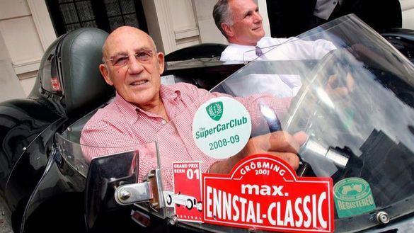 Fallece a los 90 años Stirling Moss, el 'campeón sin corona' de la F1