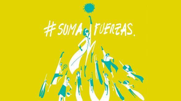 Fundación Telefónica lanza la iniciativa #SumaFuerzas para apoyar a los colectivos más afectados