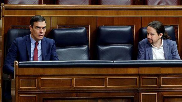 Iglesias gana el pulso a Sánchez y logra adelantar el ingreso mínimo vital a mayo