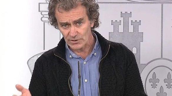 Simón reconoce que la cifra de muertos no es real y polemiza con Cataluña sobre el recuento