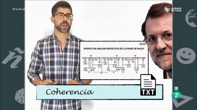 RTVE 'reeduca' a los niños utilizando a Rajoy como