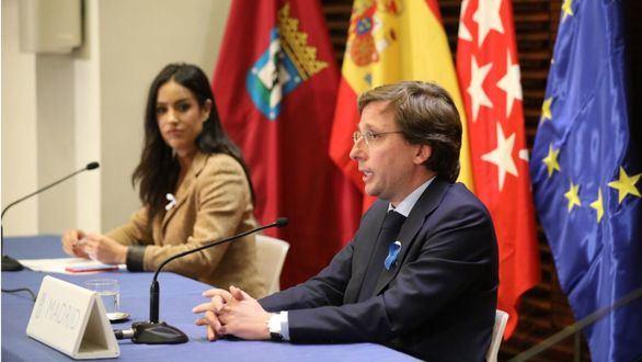 Plan de choque del Ayuntamiento de Madrid por la crisis del coronavirus