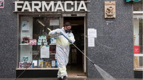 Balance en las farmacias: 11 fallecidos y 493 profesionales ingresados o en cuarentena