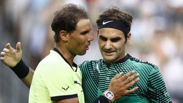 Nadal, Federer y Djokovic crean fondo para apoyar a sus compañeros