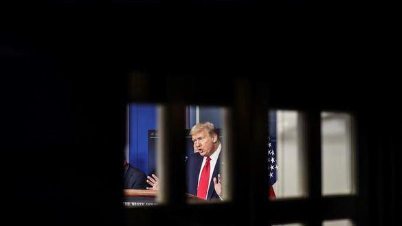 La política por encima de la salud: Trump azuza las manifestaciones contra el confinamiento