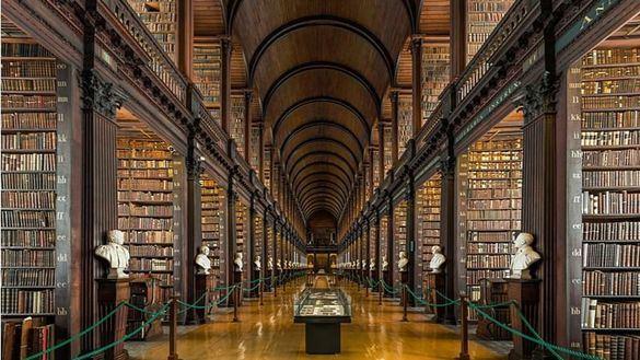 Día del Libro: un recorrido virtual por diez bibliotecas increíbles de todo el mundo