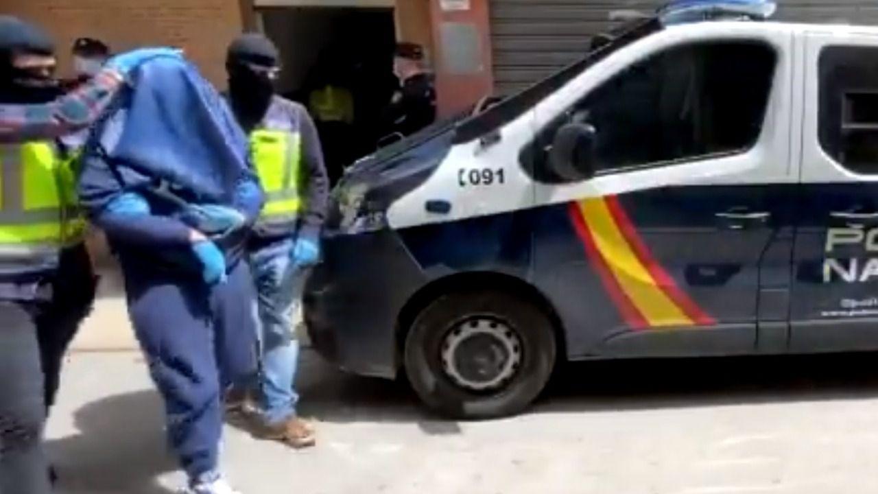 Prisión incondicional para el yihadista detenido en Almería, considerado uno de los más peligrosos de Europa