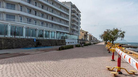 Desplome de las pernoctaciones hoteleras en marzo: caen un 61% con respecto al mismo mes de 2019