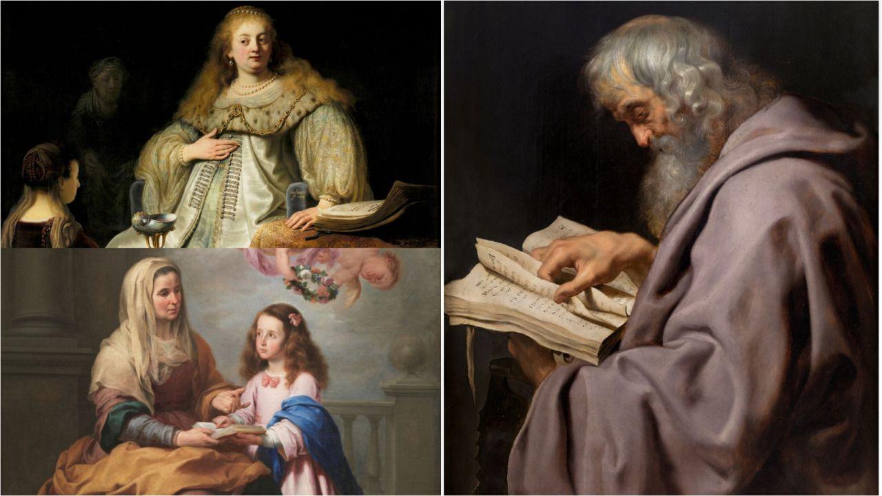 Los libros, vistos por los maestros del Prado: así los pintaron el Greco o Goya