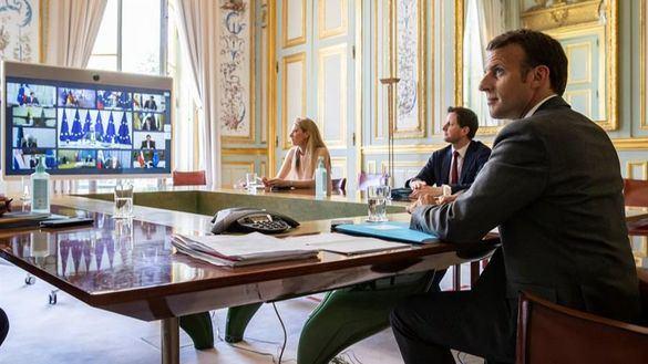 Así plantea Macron la vuelta a clase de los niños en Francia tras el confinamiento