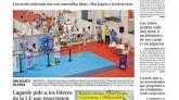 Las portadas de los periódicos del viernes, 24 de abril
