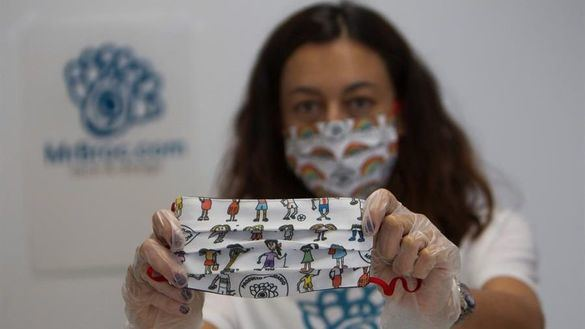 Consejos para proteger a los niños: mascarillas sí, pero si son mayores de 3 años