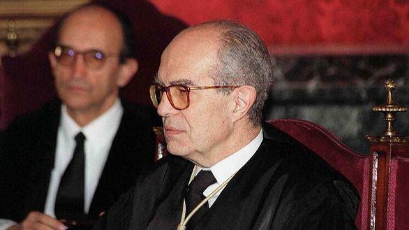 El ya jubilado teniente fiscal del Supremo José María Luzón Cuesta.