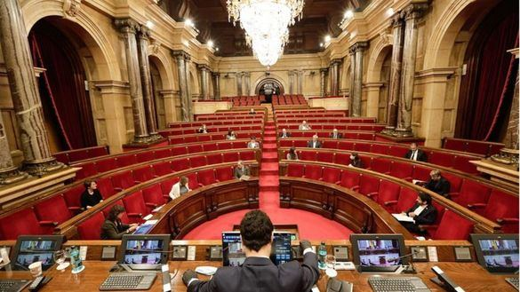 Cataluña aprueba sus primeros presupuestos desde 2017 pero nacen desfasados por el coronavirus